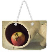 An Apple A Day... Weekender Tote Bag by Amy Weiss