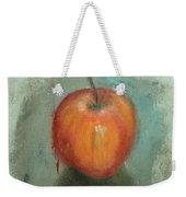 An Apple Weekender Tote Bag