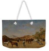 An Arabian Camp Weekender Tote Bag