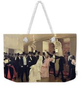 An Argument In The Corridors Of The Opera Weekender Tote Bag