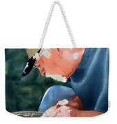 The Potter Begins Weekender Tote Bag