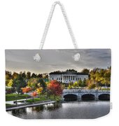 An Autumn Day At Hoyt Lake...dusk Oct2014 Weekender Tote Bag