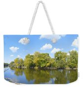 An Autumn Day Weekender Tote Bag
