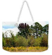 An Autumn Day In Alabama Weekender Tote Bag