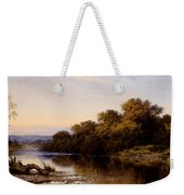 An Autumn Evening North Wales Weekender Tote Bag