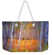 An Autumn Symphony Of Colour Weekender Tote Bag