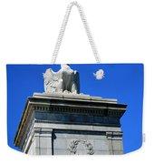 An Eagle To Arlington Weekender Tote Bag