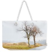 An Empty Path Weekender Tote Bag