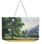 An Englishman's Castle Weekender Tote Bag