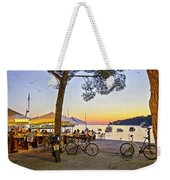 An Evening In Rovinj - Croatia Weekender Tote Bag
