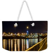 An Evening In Sioux City Weekender Tote Bag