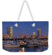 An Evening On The Charles Weekender Tote Bag