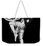 An Exotic Russian Dancer Weekender Tote Bag by Underwood Archives