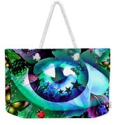 An Eye For Nature Weekender Tote Bag