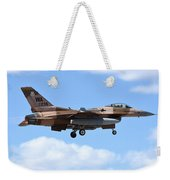 An F-16c Fighting Falcon From 64th Weekender Tote Bag