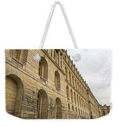 An Imposing View Of The Palace Weekender Tote Bag