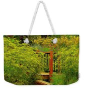 An Impressionists View Weekender Tote Bag