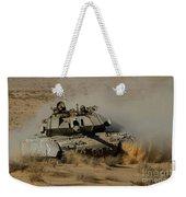 An Israel Defense Force Magach 7 Main Weekender Tote Bag