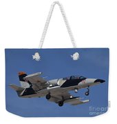 An L-39za Albatros Used As A Threat Weekender Tote Bag