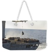 An Mh-60s Sea Hawk Helicopter Carries Weekender Tote Bag