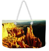 An October View Weekender Tote Bag