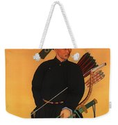 An Officer Of The Qing Army Weekender Tote Bag
