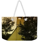 An Old Church Near Moxee Wa Weekender Tote Bag