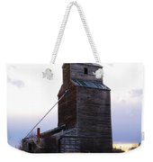 An Old Grain Elevator Weekender Tote Bag