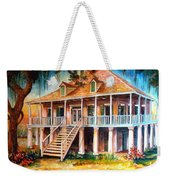 An Old Louisiana Planters House Weekender Tote Bag