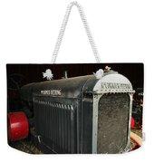 An Old Tractor Weekender Tote Bag