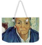 An Old Woman Of Arles Weekender Tote Bag