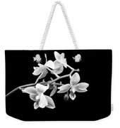 An Orchid  Weekender Tote Bag by Tommytechno Sweden