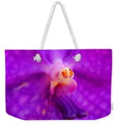 An Orchid's Delicates Weekender Tote Bag