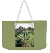 An Ornamental Garden Weekender Tote Bag