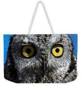 An Owl Weekender Tote Bag