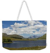 An Teallach From Loch Droma Weekender Tote Bag