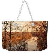 Anacostia River 6457 Weekender Tote Bag