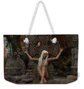 Anaglyph Elfa Weekender Tote Bag