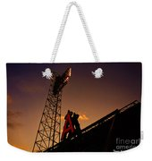Anaheim Angels Sunset  Weekender Tote Bag
