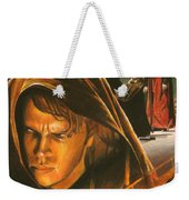 Anakin Turns To The Dark Side Weekender Tote Bag