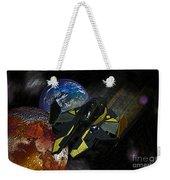 10115 Anakin's Starfighter Weekender Tote Bag