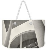 Analog Photography - Berlin Paul-loebe-haus Weekender Tote Bag