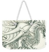 Anare'il The Chaos Dragon Weekender Tote Bag