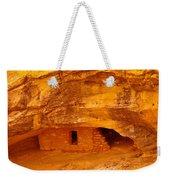 Anasazi Ruins  Weekender Tote Bag by Jeff Swan