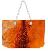 Anasazi Spirals  Weekender Tote Bag
