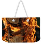 Anatomy Of Fire Weekender Tote Bag