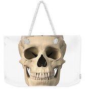 Anatomy Of Human Skull, Cutaway View Weekender Tote Bag