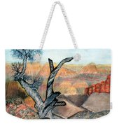 Anceint Canyon Watcher Weekender Tote Bag