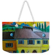 Ancient Volterra Wired Weekender Tote Bag