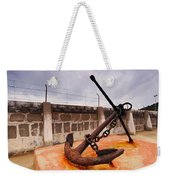 Anchor In La Canal Weekender Tote Bag
